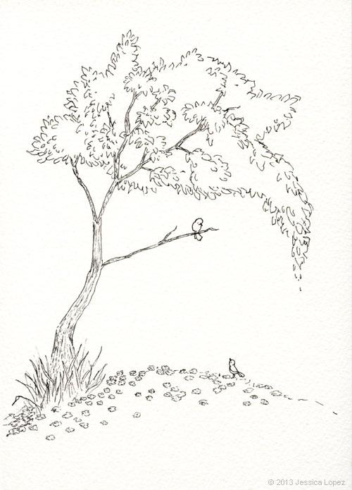 Birdies - Ink | Jessica Lopez