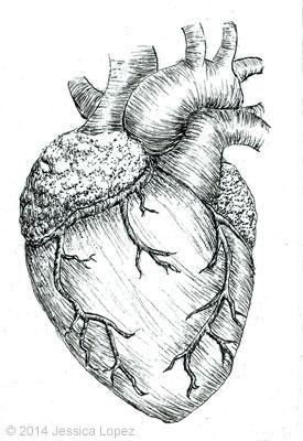 Heart | Jessica Lopez